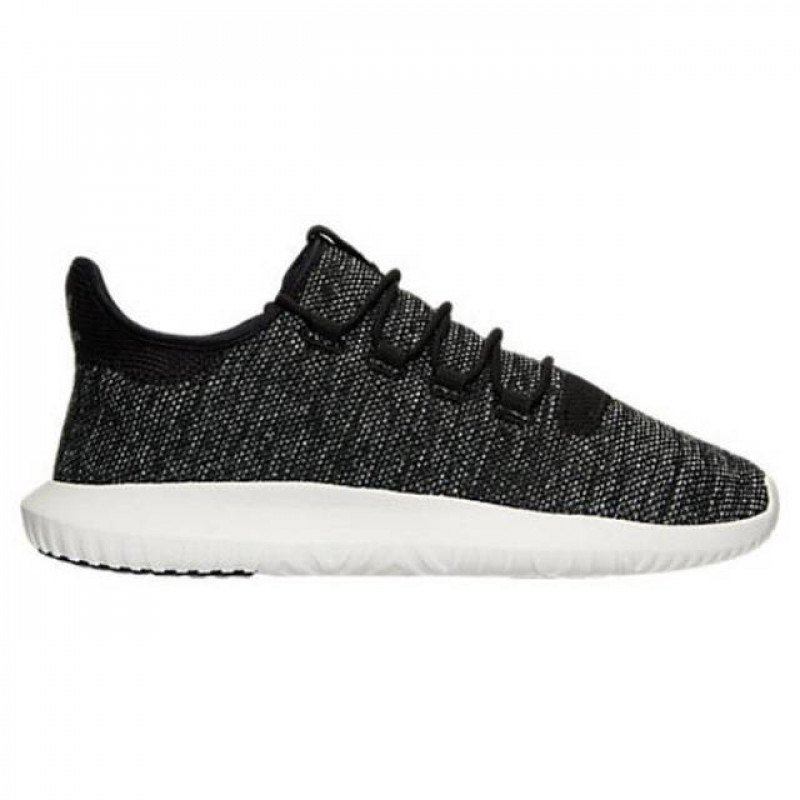 Adidas Originals Tubular Shadow Knit Black Gray Orbit