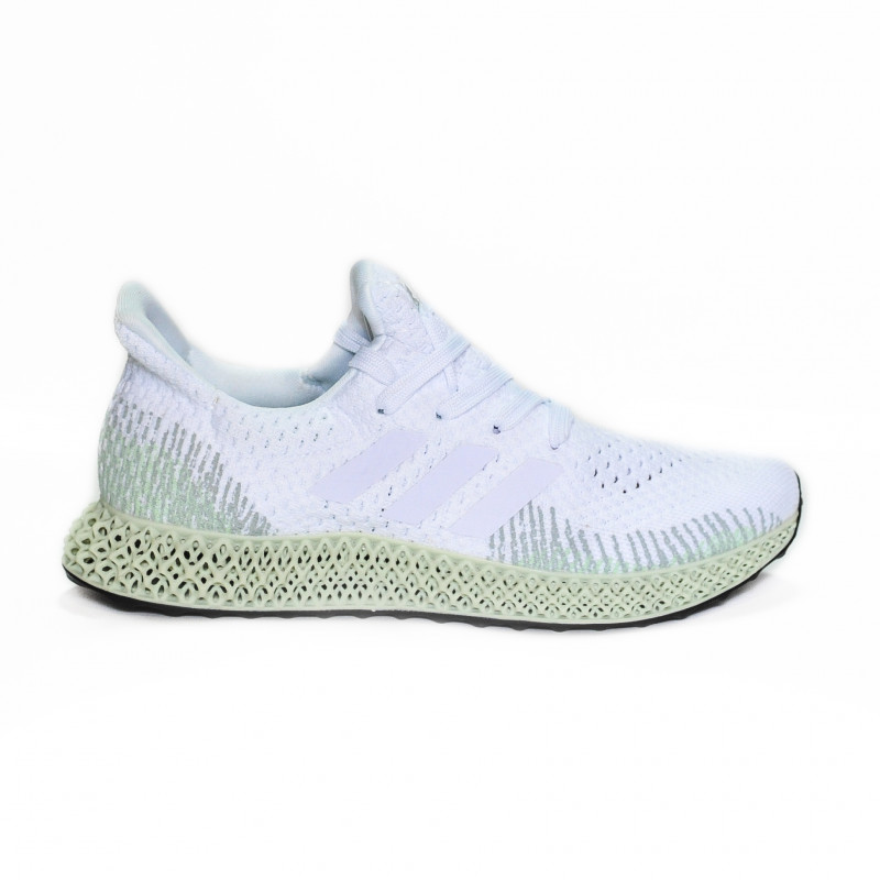 Adidas Originals Alphaedge 4D White