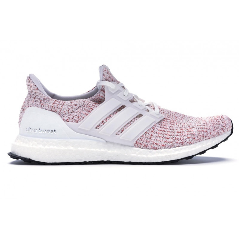 Adidas Originals Ultra Boost 3.0 White/Red Line