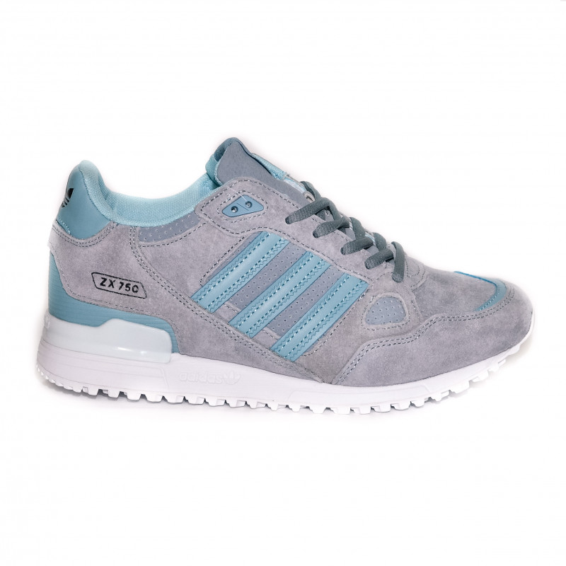 Adidas Originals ZX 750 Blue Grey