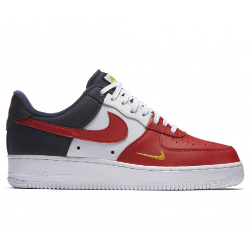 Nike Air Force 1'07 LV8 Red White Blue
