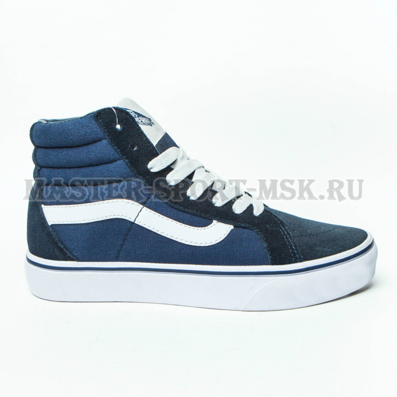 "Vans Men and Women ""Sk8-Hi"" 36-45 Art - 322"