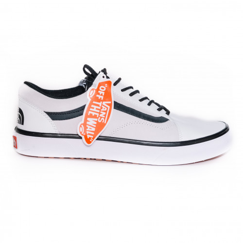 Vans Old Skool The North Face White