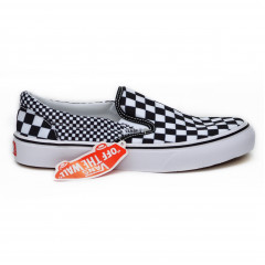 Vans Slipon Black White